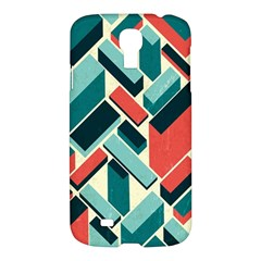 German Synth Stock Music Plaid Samsung Galaxy S4 I9500/i9505 Hardshell Case by Mariart