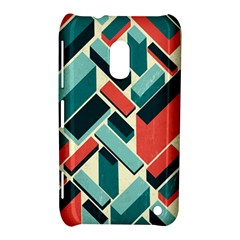 German Synth Stock Music Plaid Nokia Lumia 620 by Mariart