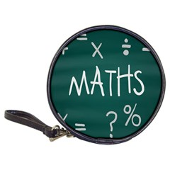 Maths School Multiplication Additional Shares Classic 20 Cd Wallets by Mariart