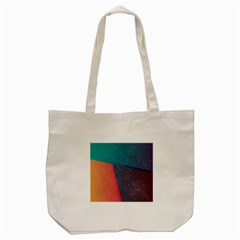 Modern Minimalist Abstract Colorful Vintage Adobe Illustrator Blue Red Orange Pink Purple Rainbow Tote Bag (cream) by Mariart