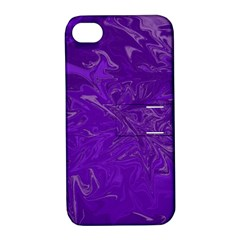 Colors Apple Iphone 4/4s Hardshell Case With Stand by Valentinaart
