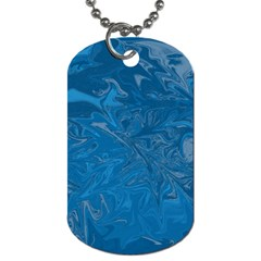 Colors Dog Tag (one Side) by Valentinaart