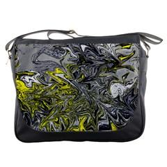 Colors Messenger Bags by Valentinaart