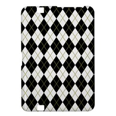 Plaid Pattern Kindle Fire Hd 8 9  by Valentinaart