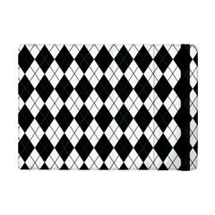 Plaid Pattern Ipad Mini 2 Flip Cases by Valentinaart