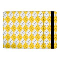 Plaid Pattern Samsung Galaxy Tab Pro 10 1  Flip Case by Valentinaart