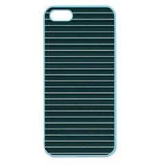 Lines Pattern Apple Seamless Iphone 5 Case (color) by Valentinaart