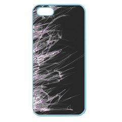 Fire Apple Seamless Iphone 5 Case (color) by Valentinaart