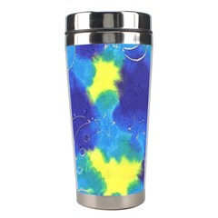 Mulberry Paper Gift Moon Star Stainless Steel Travel Tumblers by Mariart