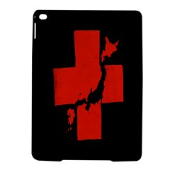 Sign Health Red Black Ipad Air 2 Hardshell Cases by Mariart