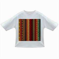 Tribal Grace Colorful Infant/toddler T Shirts by Mariart