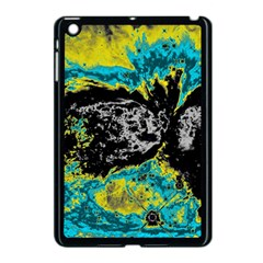 Abstraction Apple Ipad Mini Case (black) by Valentinaart