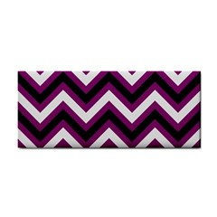Zigzag Pattern Cosmetic Storage Cases by Valentinaart
