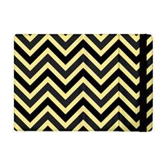 Zigzag Pattern Apple Ipad Mini Flip Case by Valentinaart