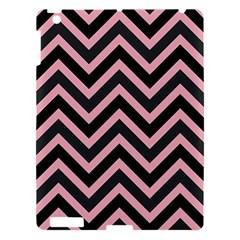 Zigzag Pattern Apple Ipad 3/4 Hardshell Case by Valentinaart
