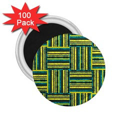 Pattern 2 25  Magnets (100 Pack)  by Valentinaart