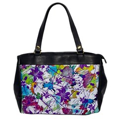 Lilac Lillys Office Handbags by designworld65