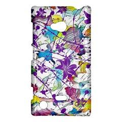 Lilac Lillys Nokia Lumia 720 by designworld65