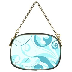 Floral Pattern Chain Purses (one Side)  by Valentinaart