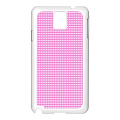 Color Samsung Galaxy Note 3 N9005 Case (white) by Valentinaart