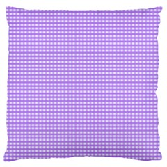 Color Large Flano Cushion Case (two Sides) by Valentinaart