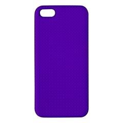 Color Apple Iphone 5 Premium Hardshell Case by Valentinaart