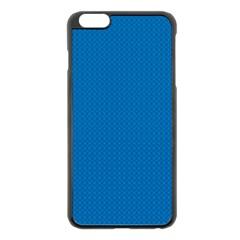 Color Apple Iphone 6 Plus/6s Plus Black Enamel Case by Valentinaart