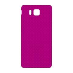 Color Samsung Galaxy Alpha Hardshell Back Case by Valentinaart