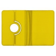 Color Kindle Fire Hdx Flip 360 Case by Valentinaart