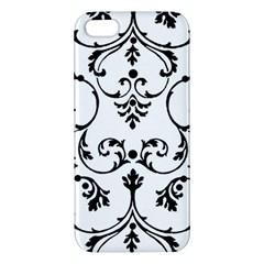 Ornament  Apple Iphone 5 Premium Hardshell Case by Valentinaart