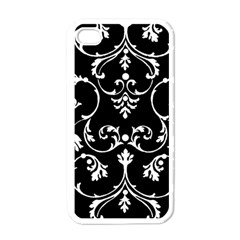 Ornament  Apple Iphone 4 Case (white) by Valentinaart