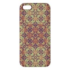 Vintage Ornate Baroque Iphone 5s/ Se Premium Hardshell Case by dflcprints
