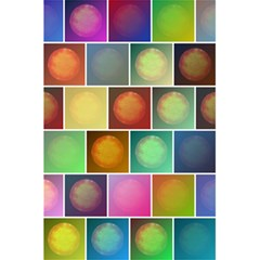 Multicolored Suns 5 5  X 8 5  Notebooks by linceazul