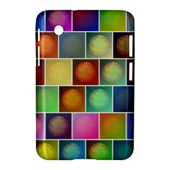 Multicolored Suns Samsung Galaxy Tab 2 (7 ) P3100 Hardshell Case  by linceazul