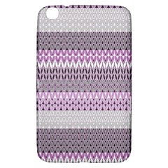 Pattern Samsung Galaxy Tab 3 (8 ) T3100 Hardshell Case  by Valentinaart