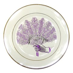 Panic At The Disco Porcelain Plates by Onesevenart