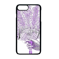 Panic At The Disco Apple Iphone 7 Plus Seamless Case (black) by Onesevenart