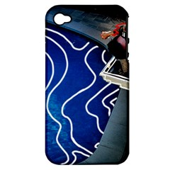 Panic! At The Disco Released Death Of A Bachelor Apple Iphone 4/4s Hardshell Case (pc+silicone) by Onesevenart