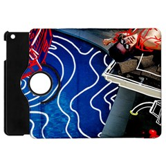 Panic! At The Disco Released Death Of A Bachelor Apple Ipad Mini Flip 360 Case by Onesevenart