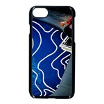 Panic! At The Disco Released Death Of A Bachelor Apple iPhone 7 Seamless Case (Black)