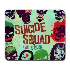 Panic! At The Disco Suicide Squad The Album Large Mousepads by Onesevenart
