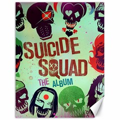 Panic! At The Disco Suicide Squad The Album Canvas 18  X 24   by Onesevenart