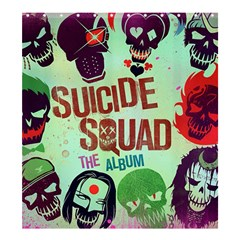 Panic! At The Disco Suicide Squad The Album Shower Curtain 66  X 72  (large)  by Onesevenart