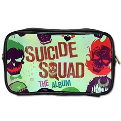 Panic! At The Disco Suicide Squad The Album Toiletries Bags 2 Side by Onesevenart