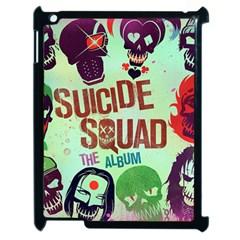 Panic! At The Disco Suicide Squad The Album Apple Ipad 2 Case (black) by Onesevenart