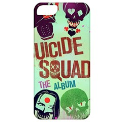 Panic! At The Disco Suicide Squad The Album Apple Iphone 5 Classic Hardshell Case by Onesevenart