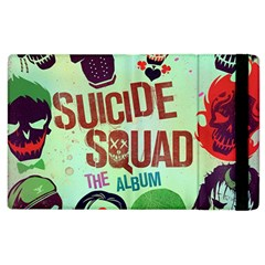 Panic! At The Disco Suicide Squad The Album Apple Ipad 3/4 Flip Case by Onesevenart