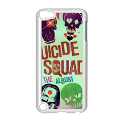 Panic! At The Disco Suicide Squad The Album Apple Ipod Touch 5 Case (white) by Onesevenart