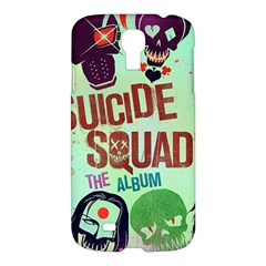 Panic! At The Disco Suicide Squad The Album Samsung Galaxy S4 I9500/i9505 Hardshell Case by Onesevenart