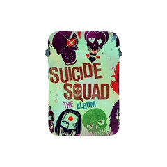 Panic! At The Disco Suicide Squad The Album Apple Ipad Mini Protective Soft Cases by Onesevenart